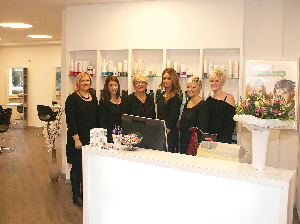 Top-Hair & Beauty Insel